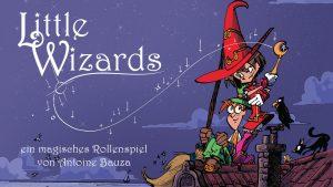Little Wizards Crowdfunding Ankündigung