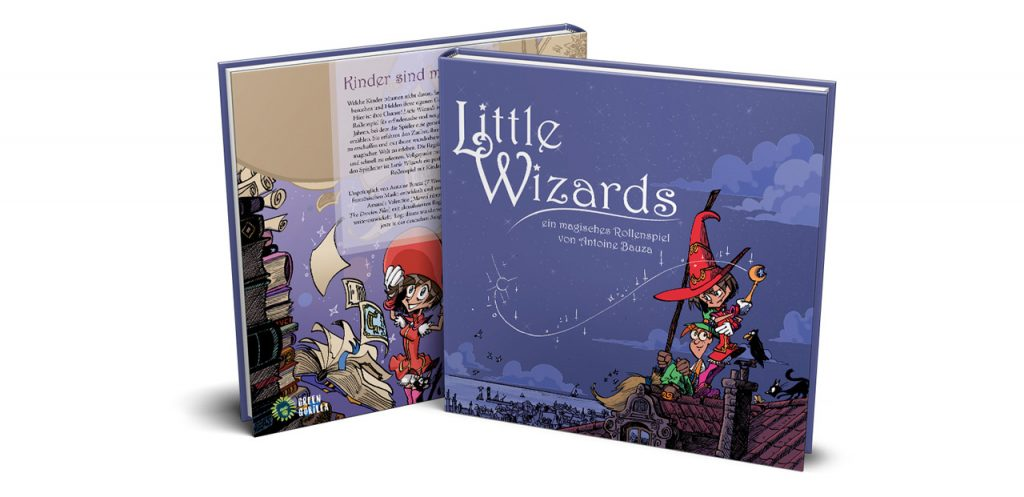 Little Wizards Hardcover